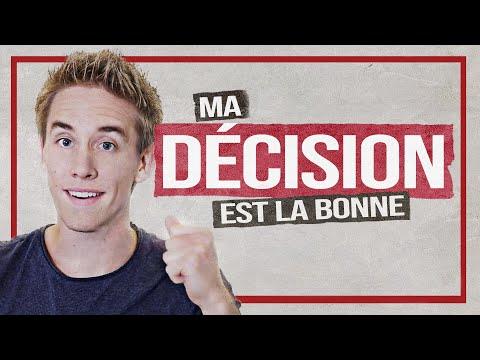Comment prendre une DÉCISION ?! - Prouvé scientifiquement