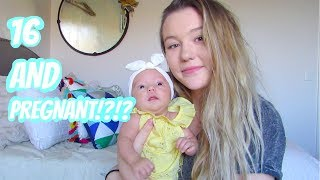 Pregnant at 16!!!  Story Time