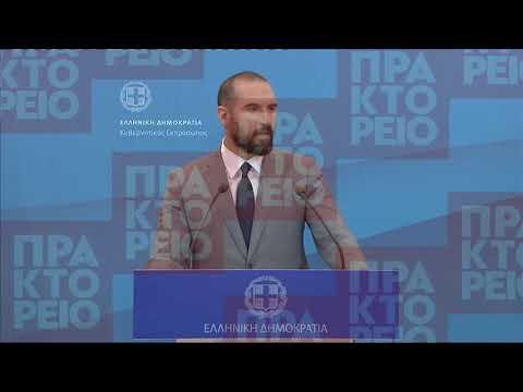 Δ. Τζανακόπουλος: Ο κ. Μητσοτάκης βρίσκεται προσωπικά στον πυρήνα του σκανδάλου Novartis