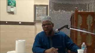 The Foundations of the Sunnah   Lesson 1   Abu Usamah at-Thahabi   HD