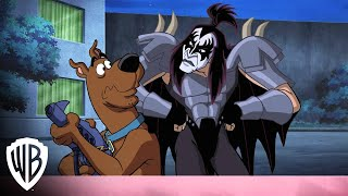 Nonton Scooby-Doo! And KISS: Rock &  Roll Mystery - Squirt Gun Shootout Film Subtitle Indonesia Streaming Movie Download