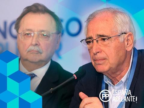 Intervención de Juan José Imbroda en el XVIII Congreso Nacional del PP.