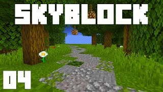 Minecraft Skyblock - Ep. 4: BASE UPGRADES! (ChaosCraft 1.15.2)