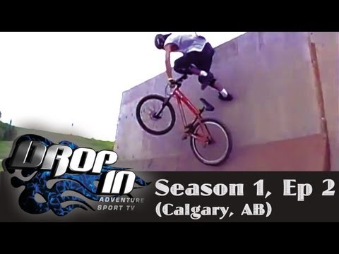 Drop In TV, Season 1 Ep. 2 (the original mountain bike TV series) FULL EPISODE