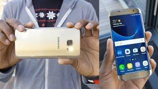 Samsung Galaxy S7 & S7 Edge Impressions!