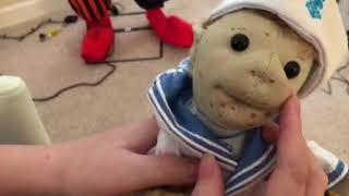 Nonton Unboxing Robert the Doll replica Film Subtitle Indonesia Streaming Movie Download