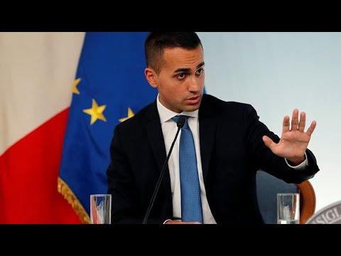 Italiens Vize-Regierungschef di Maio wettert gegen  ...