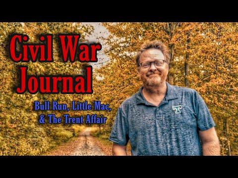 Civil War Journal: Bull Run and the End of 1861 (Season 2 / Episode 5)