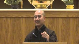 Baptism in Buddhism (question and answer) - Thay. Thich Phap Hoa (Oct.10, 2014)