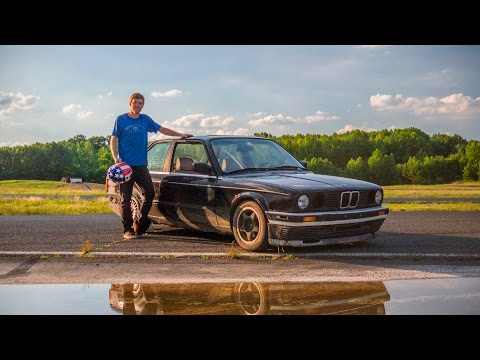 BMW 325is for $2000, Buying and Shakedown [EPISODE 1] -- /BORN A CAR (видео)