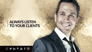 Listening to Clients' Feedback Makes you Better
