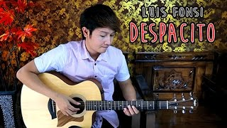 Video DESPACITO - Luis Fonsi ft. Daddy Yankee (Nathan Fingerstyle | Guitar Cover) MP3, 3GP, MP4, WEBM, AVI, FLV November 2017