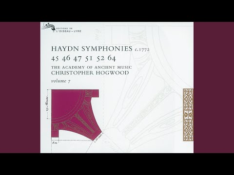 HAYDN Symphony No.47 in G major 'Palindrome'