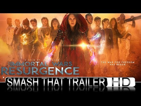 The Immortal Wars: Resurgence Official Trailer (2019)