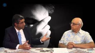 Mehrdad Ayati interview with Payamjavan TV مصاحبه با مهرداد آیتی در تلویزیون پیام جوان