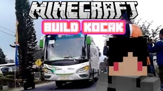 Video Minecraft Indonesia - Build Kocak (11) - Om Telolet Om! MP3, 3GP, MP4, WEBM, AVI, FLV Maret 2018