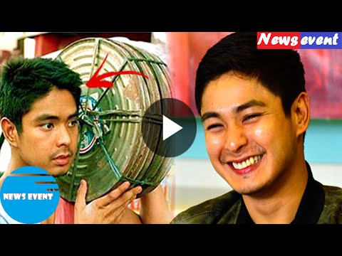 WATCH  Coco Martin's Hard Life Before He Became A Famous Actor, Unbelievable News Event