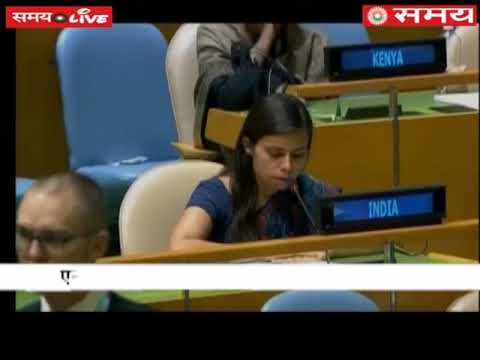 India exposed the Pakistan on terrorism in United Nations