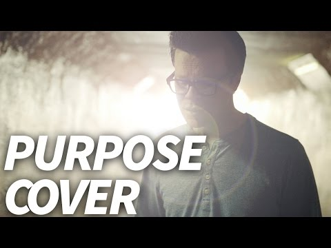 Justin Bieber - Purpose (PURPOSE : The Movement) Matt Slays Cover