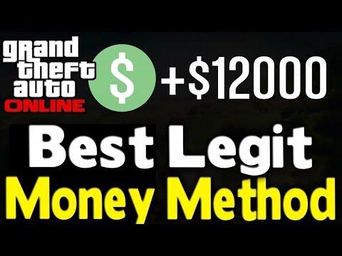 Gta online best way to make money 2014 list