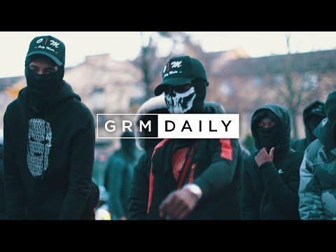Hitman X DA - Casket [Music Video] | GRM Daily