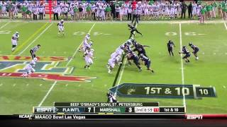 "Vinny Curry vs FIU ""Beef O' Brady Bowl"""