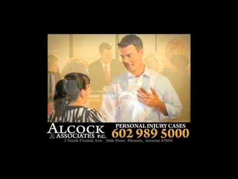 Nick Alcock Personal Injury Lawyer Phoenix Arizona