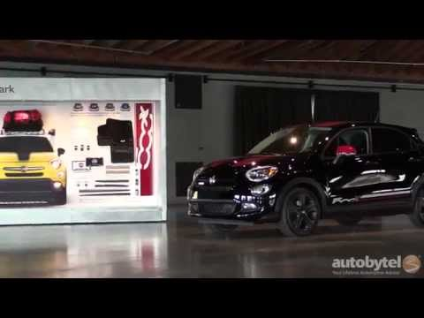2016 FIAT 500X Mopar Accessories