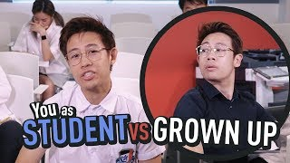 Video You As Student VS Grown Up MP3, 3GP, MP4, WEBM, AVI, FLV Mei 2018