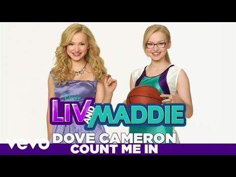 "Count Me In (""Liv and Maddie"" OST.)"