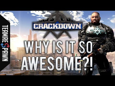 Why is Crackdown 1 So Awesome?
