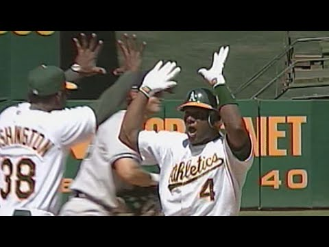 Video: Miguel Tejada's walk-off double off Mariano Rivera