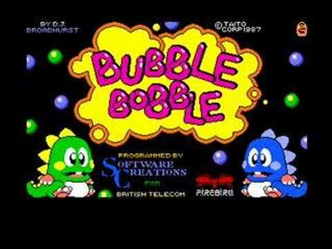 bubble bobble amiga rom