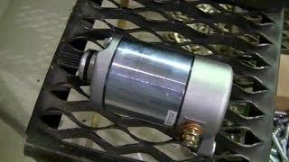 10. 2002 Polaris Ranger 500 Starter Replacement