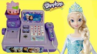 Video FROZEN Cash Register with Olaf, Princess Anna & Queen Elsa Toys MP3, 3GP, MP4, WEBM, AVI, FLV Agustus 2018