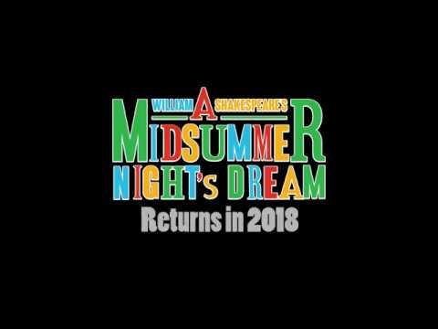 A Midsummer Night's Dream 2018