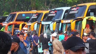 Video MUDIK 2018 : LAUTAN BUS..!!! Suasana Mudik Gratis 2018 Bersama Bank Jateng MP3, 3GP, MP4, WEBM, AVI, FLV Juni 2018