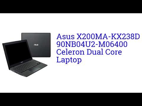 Asus X200MA-KX238D 90NB04U2-M06400 Celeron Dual Core Laptop