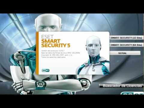 Descargar Eset Smart Security O Eset NOD 32 Full De por vida [TEU]