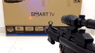 Video Toy Gun VS Toy Gun MP3, 3GP, MP4, WEBM, AVI, FLV Oktober 2018