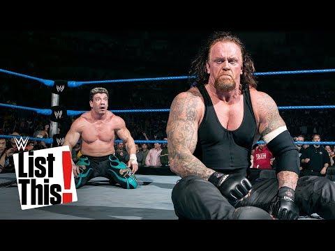 5 phenomenally rare Undertaker matches: WWE List This!