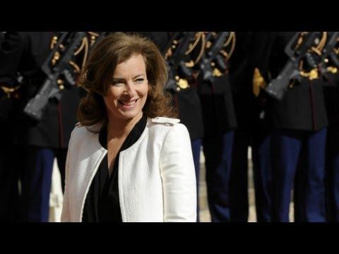 Valerie Trierweiler: France's first unmarried Premiere Dame