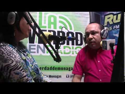 Entrevista a Carlos Flores en La Verdad en Radio