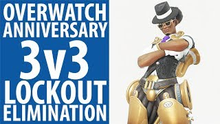 Gameplay from the Overwatch Anniversary update, new 3v3 mode, Lockout Elimination. ▻ Subscribe here: https://www.youtube.com/user/PCGamesN ◅ Visit ...