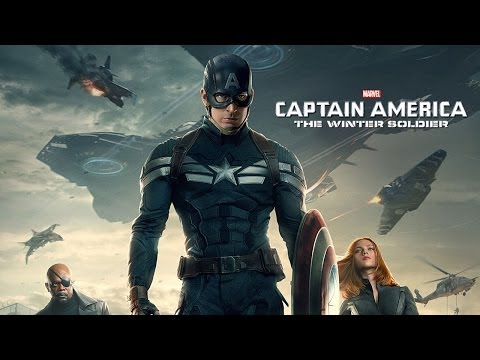 New  Captain America The Winter Soldier