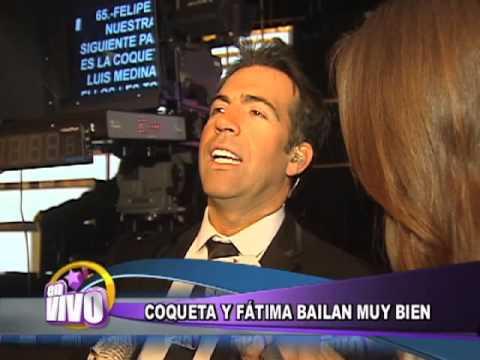 Felipe Viel esta listo para la Gran Final de Mi sueño es bailar. EN VIVO  - Thumbnail