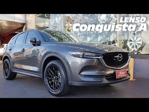 Mazda CX5 w Lenso Conquista A