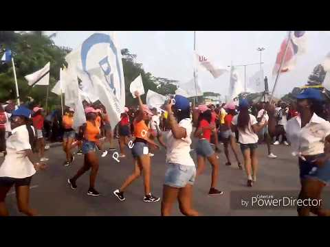 CARNIVAL CALABAR...... COMMISSION FRONT LINE-GIRLS