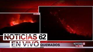 Incendio en La Tuna – Noticias 62  - Thumbnail