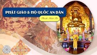 Phật giáo và hộ quốc an dân - THÍCH NHẬT TỪ - 2010